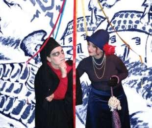 Αποκριάτικη Θεατρική Παράσταση 'Καρναβάλι έρχεται...και δε μας καταδέχεται''